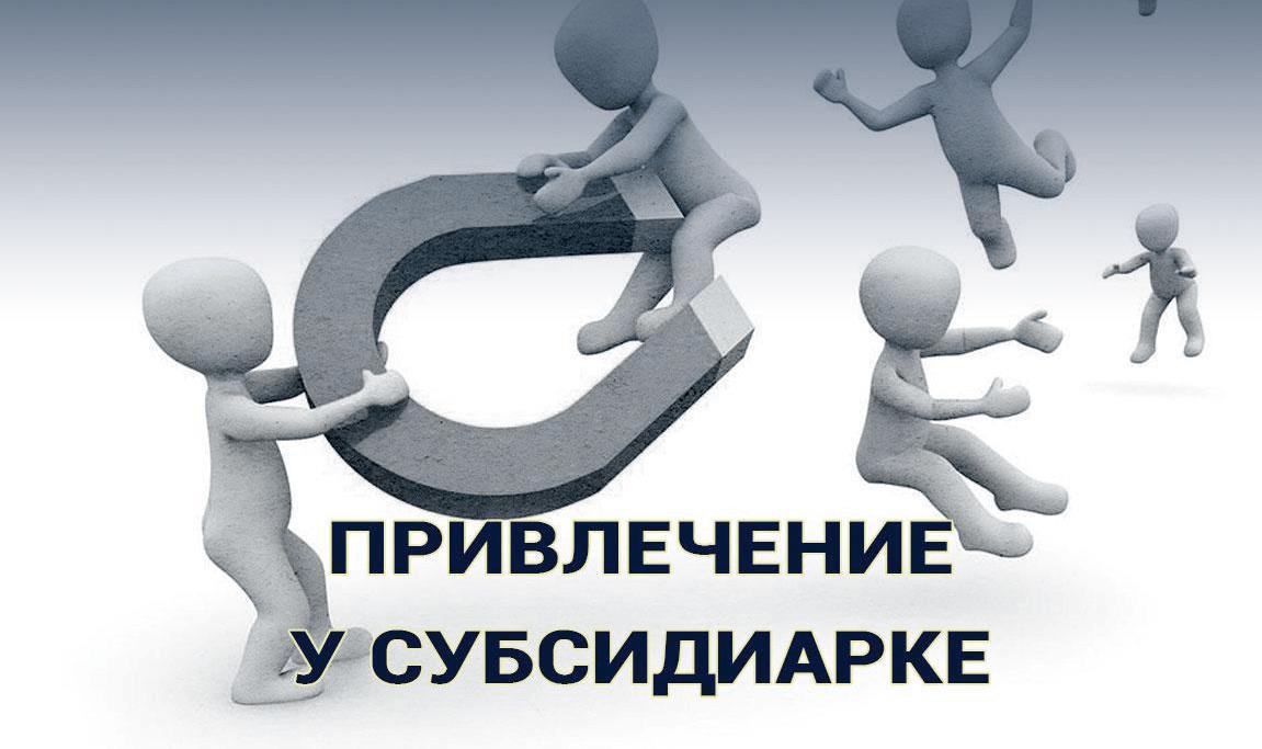 К кому может быть применена субсидиарная ответственность