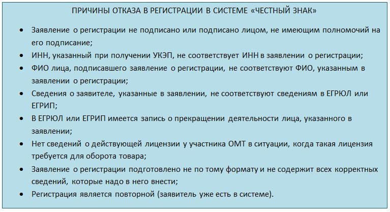 Маркировка товаров в РФ