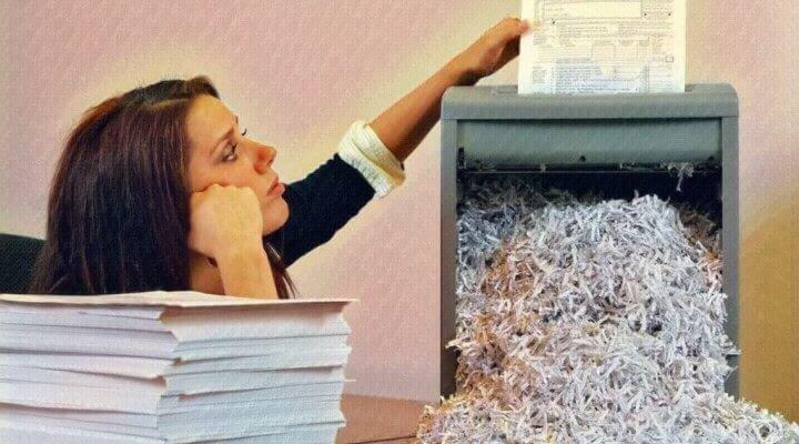 копии документов в личных делах сотрудников